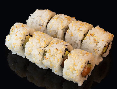 Foto Spicy salmon iso, 4st.